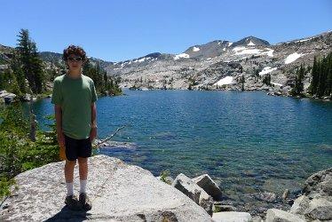 Saul @ Velma Lake